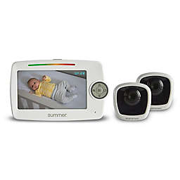 Summer Infant LookOut 5-Inch Color Video Baby Monitor Collection