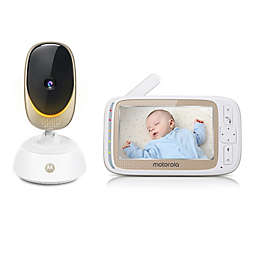 Motorola® Comfort85Connect 5-Inch Video Baby Monitor