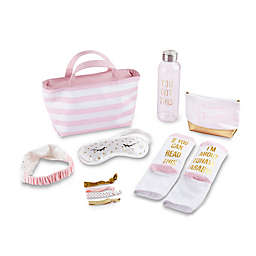 Kate Aspen® Deluxe Labor and Delivery Kit in Pink/White