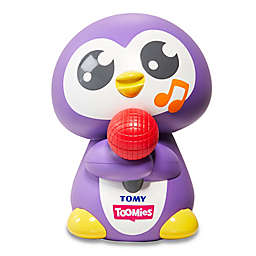 TOOMIES® Peryn the Penguin Bath Toy in Purple