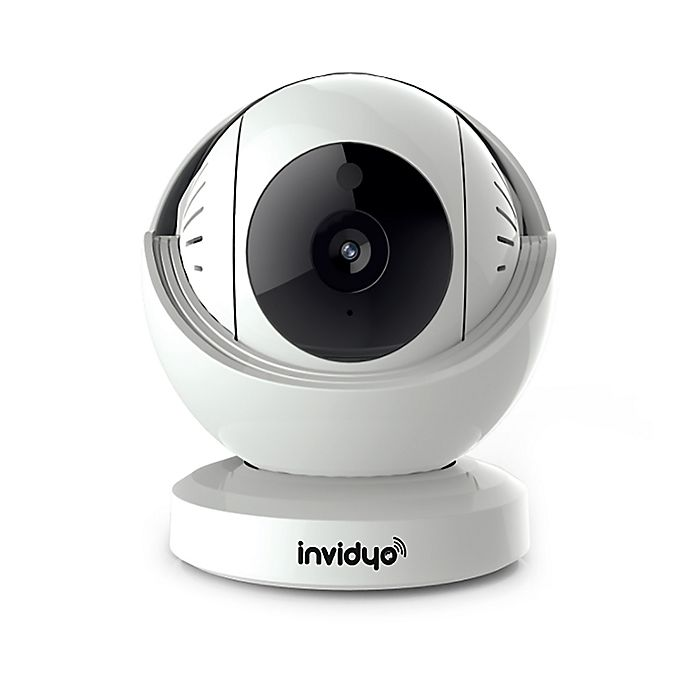 Alternate image 1 for invidyo the World's Smartest Video Baby Monitor