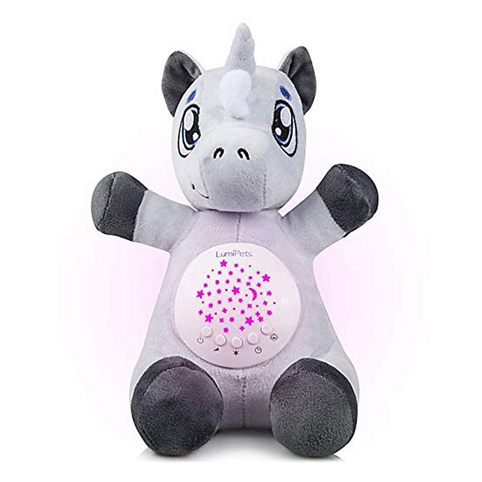 Alternate image 1 for LumiPets Unicorn Sound Soother