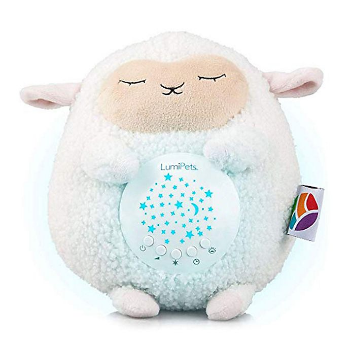 Alternate image 1 for LumiPets Lamb Sound Soother