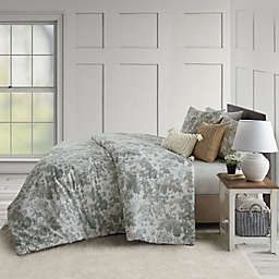 Bee & Willow™ Home Harvest Floral 3-Piece Full/Queen Duvet Cover Set in Sage
