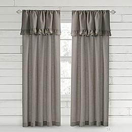 Bee & Willow™ Home Ruffle Rod Pocket Window Curtain Panel