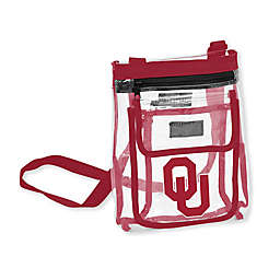 University of Oklahoma Gameday Clear Crossbody Bag