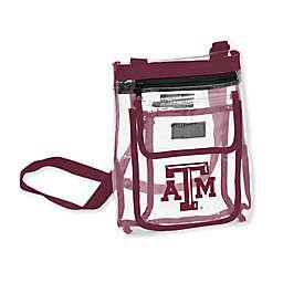 Texas A&M University Gameday Clear Crossbody Bag