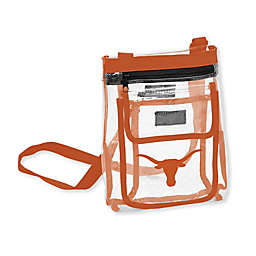 University of Texas Gameday Clear Crossbody Bag