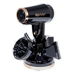Go Styler Cordless Hair Dryer in Black