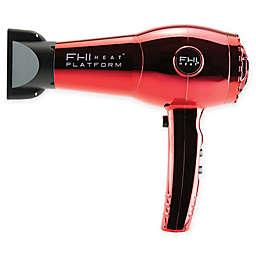 FHI Platform Nano Weight Pro 1900 Turbo Tourmaline Ceramic Hair Dryer in Red