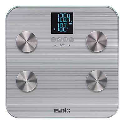 HoMedics® 531 HealthStation® Body Fat Bathroom Scale