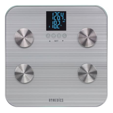 Homedics 174 531 Healthstation 174 Body Fat Bathroom Scale Bed
