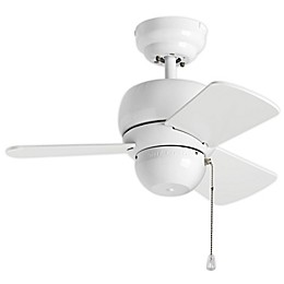 Monte Carlo 24-Inch Micro Ceiling Fan in White