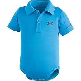 Under Armour® Polo Bodysuit in Blue