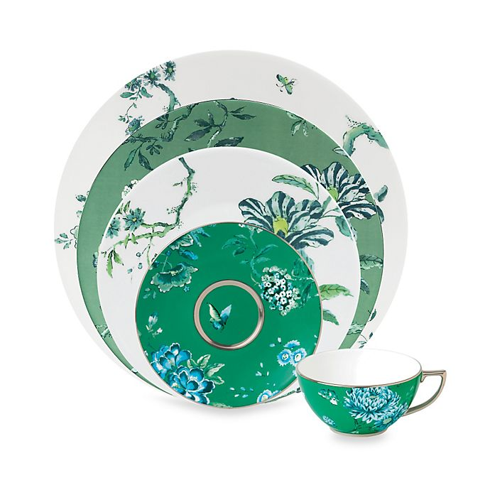 Alternate image 1 for Wedgwood® Jasper Conran Chinoiserie Dinnerware Collection