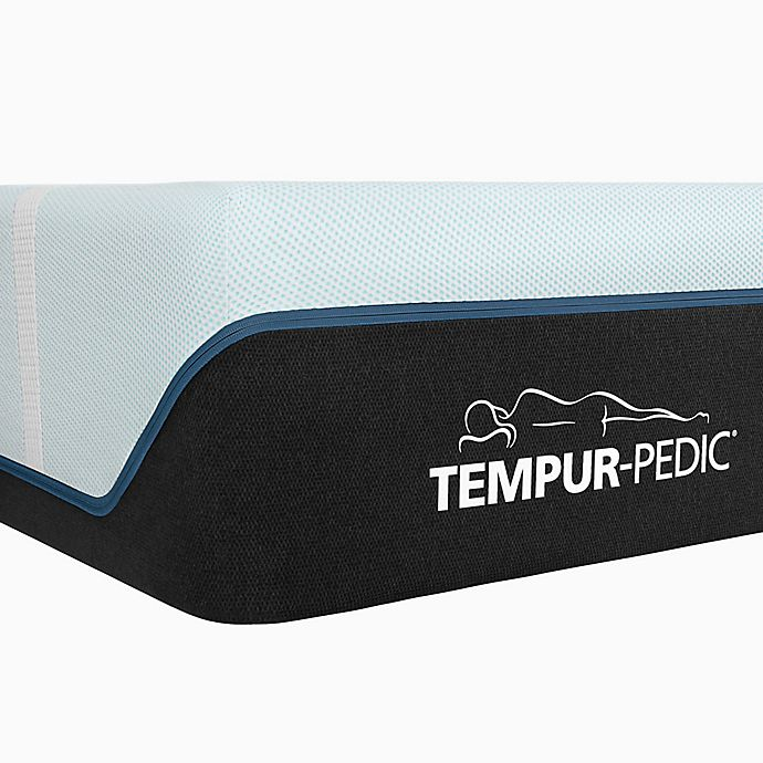 Alternate image 1 for Tempur-Pedic® TEMPUR-LUXEbreeze Mattress Collection