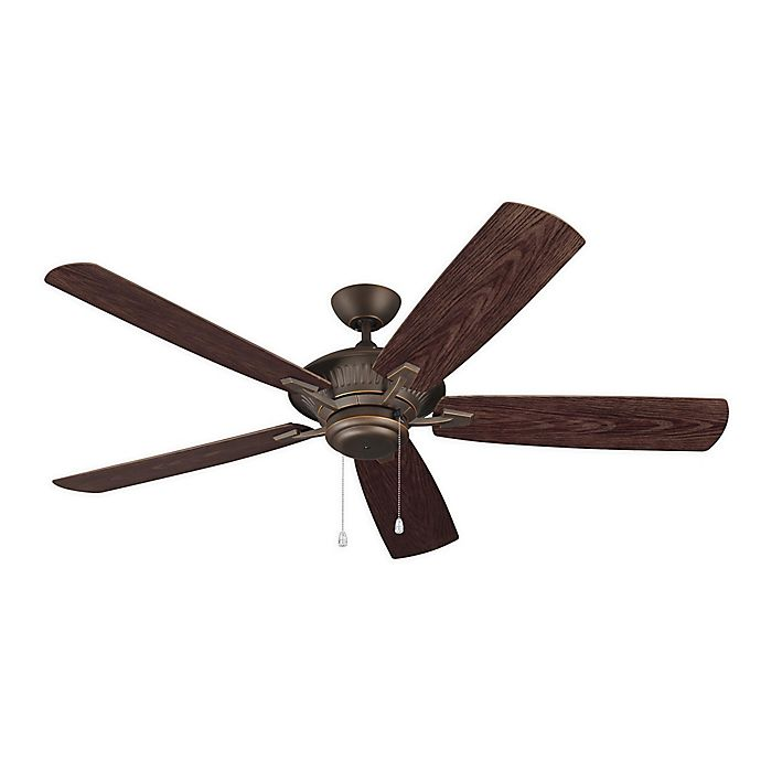 Alternate image 1 for Monte Carlo Cyclone 60-Inch Outdoor Ceiling Fan