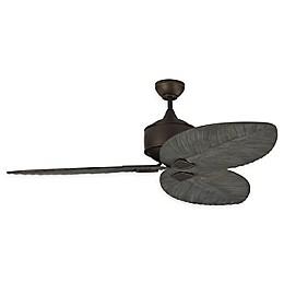 Monte Carlo 56-Inch Indoor/Outdoor Delray Ceiling Fan