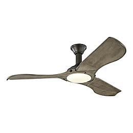 Monte Carlo Minimalist 56-Inch Indoor/Outdoor Ceiling Fan