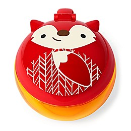 SKIP*HOP® Zoo Fox 7.5 oz. Snack Cup in Red