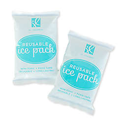 J.L. Childress 2-Pack Reusable Ice Packs