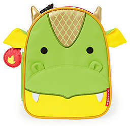 SKIP*HOP® Dragon Lunchie Insulated Lunch Bag in Green