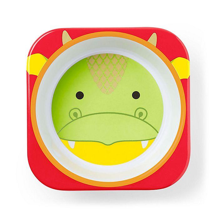 Alternate image 1 for SKIP*HOP® Dragon Zoo Bowl in Multi