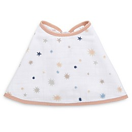 aden® by aden + anais® To the Moon Burpy Bib in Pink