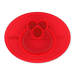 ezpz Sesame Street® Elmo Bowl Placemat in Red