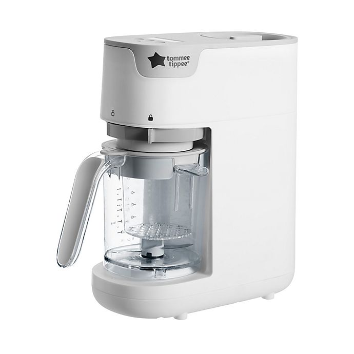 Alternate image 1 for Tommee Tippee Quick Cook Baby Food Maker