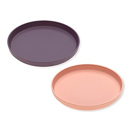 Lassig 2-Piece Solids Toddler Plate Set