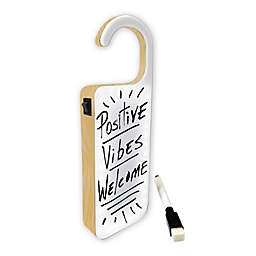 Illuminated 8.5-Inch Door Hanger