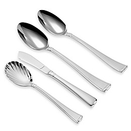 Lenox® Gorham® Column Frosted™ 4-Piece Serving Set