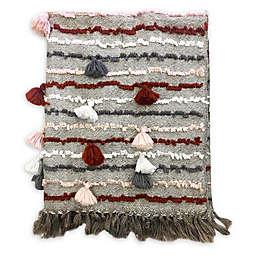 Global Caravan™ Tassel Stripe Throw Blanket