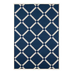 Momeni Baja Nautical Rope Indoor/Outdoor Rug