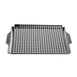 11.25-Inch x 17.25-Inch Stainless Steel Grill Griddle
