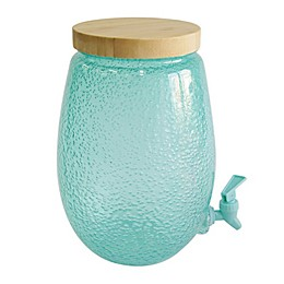Beverage Dispenser in Green