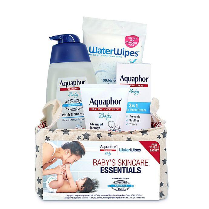 Alternate image 1 for Aquaphor® 5-Piece Baby's Skincare Essentials Gift Set
