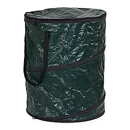 Household Essentials® Pop-Up Multi-Use Trash Can/Hamper in Green