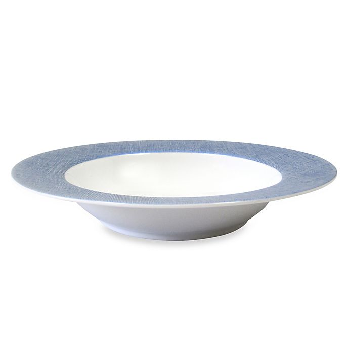 Alternate image 1 for Nikko Fanciful 9-Inch Soup/Pasta Bowl in Blue