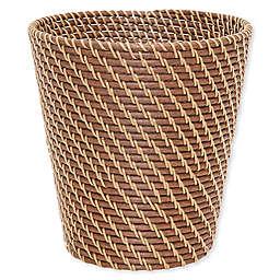 Augusta Wastebasket in Honey