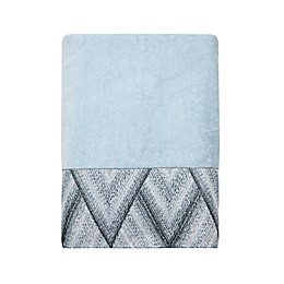 Croscill® Echo Bath Towel in Grey