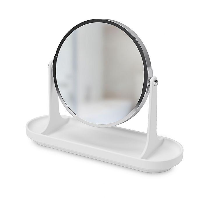 Alternate image 1 for Umbra® Curvino Vanity Mirror