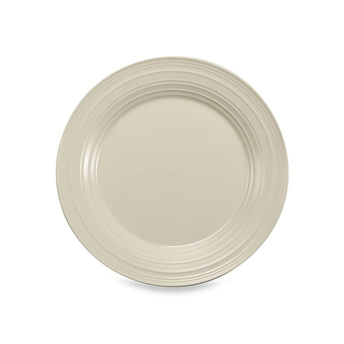 Alternate image 1 for Mikasa® Swirl Salad Plate in White