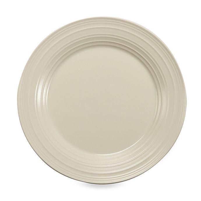 Alternate image 1 for Mikasa® Swirl Dinner Plate in White