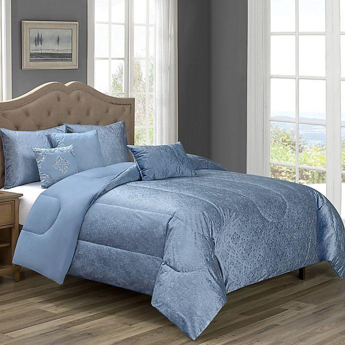Alternate image 1 for Antalya 6-Piece Comforter Set