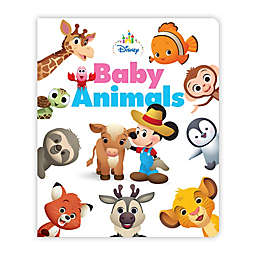 "Disney® Baby ""Baby Animals"" Book"