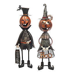 Gallerie II Trick & Treat Couple Halloween Figurines (Set of 2)