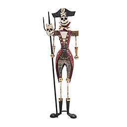 Gallerie II Bone Chiller Pirate Halloween Figure