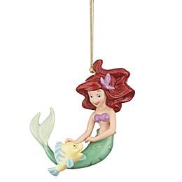 Lenox® Disney® Ariel's Best Friend Christmas Ornament